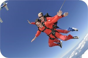 Capture your skydive on DVD