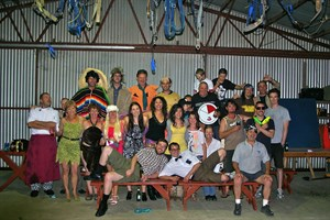 Skydive Euroa Christmas parties are legendary!