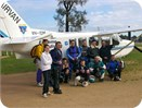 Skydiving Team Euroa