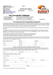 Online Application Form May 2013