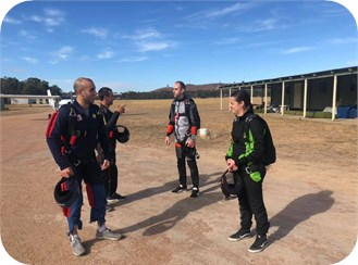 Skydivers Melbourne