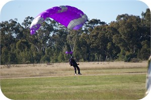static line free fall course melbourne