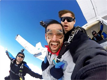 Sky Diving Nagambie